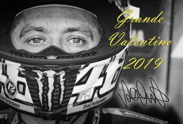 Valentino Rossi Kalender 2019